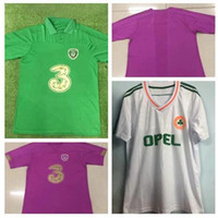 Wholesale ireland soccer jerseys resale online - Customized popular Personality Ireland men Collins McGoldrick Thai Quality jersey near me Custom football wear Discount Cheap yakuda