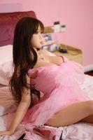maniquíes de cuerpo completo para el sexo. al por mayor-Nuevo coño Sex Doll 158cm Big Breast Ass Leg Sexy Mannequins Warm Girl Full Body Heated Silicone Sex Doll Real Vagina Pussy Sex para adultos