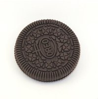 Wholesale oreo biscuits for sale - Group buy Magic Tricks Restored Biscuit Cyril OREO Bite Cookie Funny Toy OREO Bite Out Cookie Close Up Tricks Props