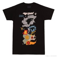 kartengehäuse großhandel-Authentic GAME OF THRONES HBO Karte der Häuser T-Shirt S-2XL NEU