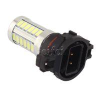 lâmpadas led h16 venda por atacado-2X H16 33 SMD 5630 Led Car nevoeiro Auto luz Turn Brake DRL Lâmpada de Condução Traseira Reversa Lâmpadas laranja branco azul luz de freio