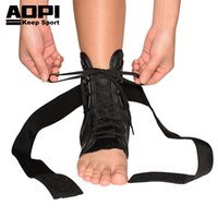 Wholesale adjustable ankle support for sale - Group buy Brand Safety Ankle Support Gym Running Protection Breathable Elastic Ankle Brace Band Guard Sport Adjustable for