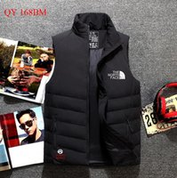 Wholesale hot clothing wear winter for sale - Group buy 2020 hot Brand The Wear Thick Winter Outdoor Heavy Coats Down Jacket mens jackets Clothes SIZE M XL