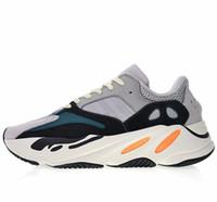 Wholesale kanye west shoe prices resale online - 2019 factory price Designe shoes Kanye West Running Shoes With Original Box Designer Men Shoes Super Desert Rat Sport Sneakers