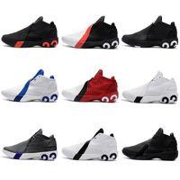 ingrosso scarpe nere di maggiordomo-2019 Jimmy Butler III Jumpman Ultra Fly 3 Griffin Butler Uomo Scarpe da Basket 23 Triple Nero Bianco Blu Designer 3s Sneakers taglia 7-12