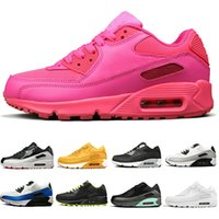 Wholesale new styles shoes for men resale online - New Style Running Shoes For Men Women Triple Black White Red jogging Outdoor s Mens Trainers Designer Sports Sneakers Size