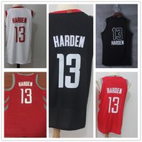 Wholesale polo jersey shirt for sale - 13 Harden Men s Basketball Jerseys New Fashion Player version Mens polo shirt Men Sport Jersey