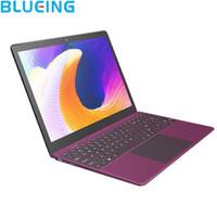 nuevas computadoras portátiles de color púrpura al por mayor-2019 nuevos latpops 15.6 pulgadas Purple Metal shell portátil 6G 64G SSD HD 1920 * 1080 de Windows 10 WIFI bluetooth envío gratis