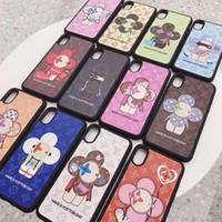iphone / ipod cases girassol venda por atacado-Luxo girassol phone case moda tpu phone cases para iphone x xs max xr 8 8 plus 7 7 mais 6 s plus tampa traseira para samsung s10 s9 s8 nota 9