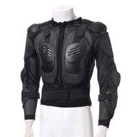 Wholesale motorcycles jackets body armor resale online - Armor US Motorcycle Gear Jacket Protection Spine Riding Body Shoulder Full Chest Sexy design and adjustable belt