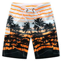 Wholesale yellow swimwear for men for sale – plus size Swimming Shorts For Men Swim Shorts Plus Size Swimwear Men Swim Trunks Bermuda Surfing Beach wear Swimsuit