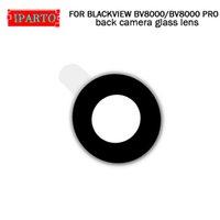 cámara blackview al por mayor-Blackview BV8000 hacia atrás la cámara Lente de cristal 100% original del reemplazo de Nueva cámara trasera lente de cristal para Blackview BV8000 PRO