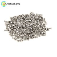 Wholesale samsung galaxy s4 metal phone case resale online - 100pc bag For Samsung Galaxy S6 Edge S6 S5 S4 S3 S2 note2 note i9100 N7100 mobile phone Screw