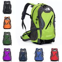 Wholesale backpack travel hiking bag for sale - Group buy The North Designer Unisex Backpack Oxford Shoulder Backpacks Face Brand Knapsack Large Capacity Waterproof Outdoor Travel Hiking Bag C91701