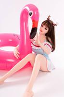 bonecas de tamanho real para adultos venda por atacado-menina rosa gordo adulto boneca de carne silicone tamanho real big fat ass lovedol rosa menina kawaii bonecas sexuais eróticas adulto feminino boneca