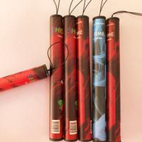 Wholesale shisha time sticks resale online - DHL ShiSha Time E Hookah Puffs Pipe Pen Electronic Cigarette Stick Sticks Shisha Hookah disposable posh e cigarettes