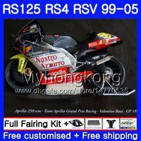Wholesale aprilia rs4 125 fairing resale online - RS125R For Aprilia RS HM Grey white RSV125R RS4 RS RSV125 R RS125 Fairing