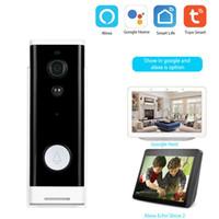 Wholesale longest range camera for sale - Group buy Wifi Doorbell Intelligence p Network Wireless Visual Intercom Mobile Phone Long range Camera