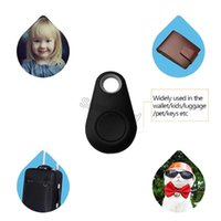Wholesale alarm for lost cell phone for sale - Group buy Smart key finder BT locator tracker Anti lost alarm child tracker Remote Control Selfie for iPhone IOS Android key ITags custom design