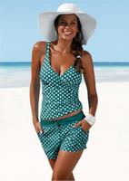 Wholesale xxl bikini swimwear tops resale online - Top Women sexy Unibody Swimming Suit swimwear flexible stylish Ladies yakuda Swimming Suit Pure Angel Wings Unibody Swimming Suit Bikini set