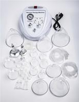 ingrosso massaggio del corpo che modella-Hot listing Vacuum Massage Therapy Enlargement Pompa Lifting Seno Enhancer Massager Busto Cup Body Shaping Bellezza Macchina VS600