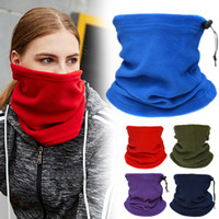 Wholesale winter mask for cycling for sale - Group buy Neck Gaiter Tube Ear Warmer Face Mask Warm Windproof for Winter Cycling Outdoor SMN88