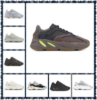 Wholesale best sale sports shoes resale online - Hot Sale V2 Inertia Wave Runner Mens Women Designer Sneakers New Static Mauve Best Quality Kanye West Sport Shoes Without Box