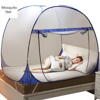 Green Purple Plaid Mosquito Net Tents,Portable Mosquito Nets,Bed Canopies Adults,Moustiquaire Pour Lit Double,Mosquito Netting