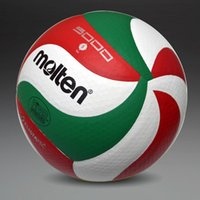 Wholesale volleyball ball for sale - Group buy Factory Molten Volleyball Ball Official Size Weight VSM5000 Top Quality Match Soft Touch Volleyball Ball voleibol