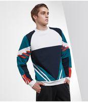 bons hauts pour les filles achat en gros de-Marque Fashion Letter Print Sweatshirts Bonne Qualité Fille et garçon amoureux beaux tops Coton Sweats Sweats