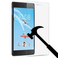 Wholesale china tablet lenovo resale online - 9H Screen Protector For Lenovo Tab Essential TB F Tempered Glass TB F i X inch Tablet Film