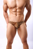 Sexy Underwear Cueca Boxer Men Mesh Shorts Plus Size LeopardMen's Clothing Boxers Panties Shorts Sexy Fat Guy 100kg Mens Shorts