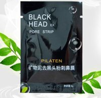Wholesale conk nose for sale - Group buy Ready to ship PILATEN Facial Minerals Conk Nose Blackhead Remover Mask Pore Cleanser Nose Black Head EX Pore Strip dhl free