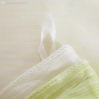 juego de edredón de cama queen verde al por mayor-Juego de ropa de cama mayorista de Deer Lawn Green And Beige Textiles para el hogar Liso Impreso 100% algodón Edredón Set 4Pcs Queen The New ListingDeer