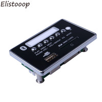 Wholesale usb player module for sale - Group buy Elistooop Bluetooth USB FM Aux Radio MP3 Decoder Board Module Remote Control For Car Player Integrated Car Bluetooth Hands free