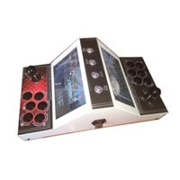 Wholesale pcb games resale online - 9 quot LCD Mini table top arcade with Classical games In PCB mini arcade game machine