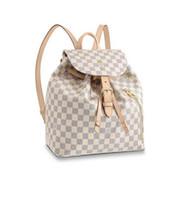 ingrosso zaini business-N41578 Sperone DONNA FASHION ZAINI BUSINESS BAGS TOTE MESSENGER BAGS SOFTSIDED BAGAGLI ROLLING BAG