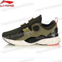 Wholesale li ning sneakers for sale - Group buy Li ning Men Crazyrunx Cushion Running Shoes Wearable Anti slippery Lining Fitness Breathable Sport Shoes Sneakers Arhp135 Sond19
