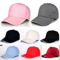 bboy mode großhandel-Einstellbare Mode Männer Frauen neue schwarze Baseballmütze Hysteresen-Hut Hip-Hop Einstellbare Bboy Caps