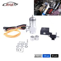 Wholesale RASTP High Quality Racing Electrical Turbo Aluminum Diesel Blow Off Valve Kits Diesel Dump Valve For Honda Toyota Subaru RS BOV037