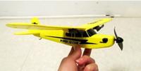 controle remoto plano rc venda por atacado-Atacado-RC avião Skysurfer planador aviões brinquedos de controle de rádio avião de ar aeromodelo rádios planador passatempo modelo de controle remoto