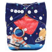 Wholesale baby diapers designs for sale - Group buy OEM ODM BABY Cloth Diaper One Size Adjustable Reuseable Washable Nappy One Pack Baby New Printed Design Diapers
