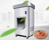 Wholesale electric slicer resale online - Commercial Meat Slicing Machine Vertical type Slicer Electric Meat Cutting Machine W Large Power Meat