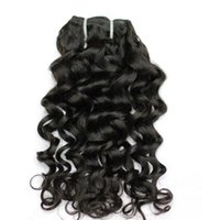 Wholesale italian hair colors for sale - Group buy Brazilian Curly Hair Italian Wave Peruvian Virgin Curly Human Hair Extensions Real Raw Hair Material Wefts