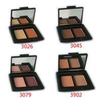 Wholesale famous brand eyeshadow for sale - Group buy Famous Brand colors DUO D ombres Essentielles eyeshadow palette COROURA SURABAYA Mediteranee KUALA LUMPUR ST PAUL DE VENCE