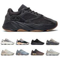 Wholesale genuine women flats summer resale online - 2019 New men women running shoes Utility Black Vanta Tephra Analog Geode Inertia Mauve mens trainers fashion sports sneakers