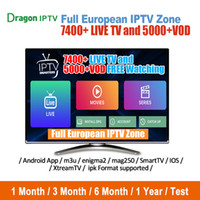 Wholesale usb tv tuner receiver for sale - IPTV Subscription Spain IPTV Spanish Channel M3u Abonnement Iptv UK Italy Spaans france Germany Portugal Voor Android Box Enigma2 m3u Smart