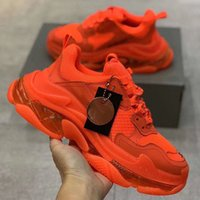 Wholesale boot s for sale - Group buy 2020 Luxury Triple S Designer Sneaker Combination Soles Boots Mens Womens Runner Shoes Sports Casual Shoe