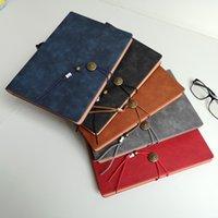 estilo do vintage do diário do caderno venda por atacado-Caderno Business Notebook A5 Reunião Estilo de Escritório Notepad chinês do vintage Diário de Trabalho Agenda Livro Writing Jornal Viagem Notepad