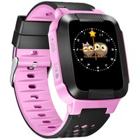 Wholesale tracker c for sale - Group buy Touch Screen SOS Smart Watch Electronics Touch Screen SOS Smart Watch Electronics Tracker Watches Kid Girls Boys C